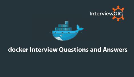 docker interview questions