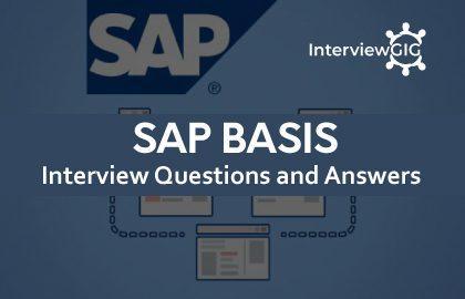SAP Modules | InterviewGIG