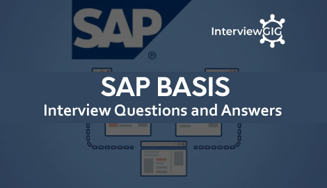 CCNP Interview Questions and Answers | InterviewGIG - Part 11