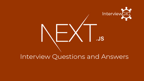 Next.JS-Interview Questions