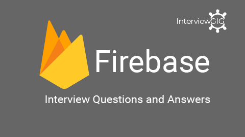 Firebase Interview Questions